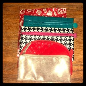 Makeup pouches